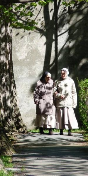 Soeur Clarisse - Vie fraternelle
